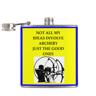 ARCHERY FLASKS