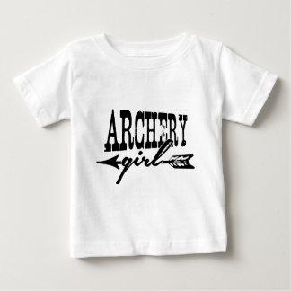Archery Girl Baby T-Shirt