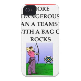 archery iPhone 4 case