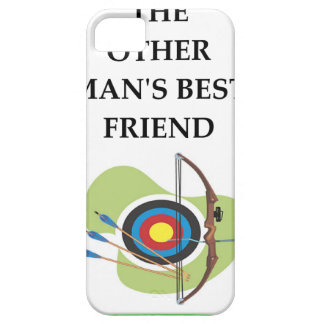 archery iPhone 5 cover