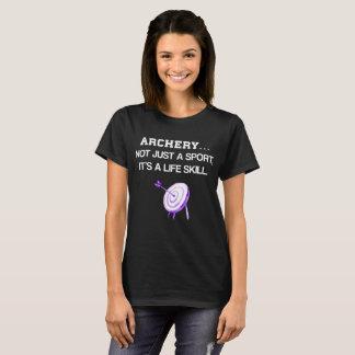 Archery Not Just a Sport It's a Life Skill T-Shirt