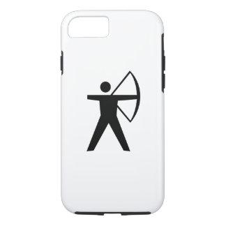 Archery Pictogram iPhone 7 Case