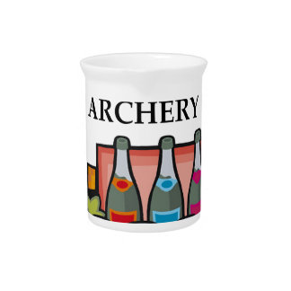 ARCHERY PITCHER