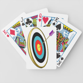 Archery Playing Cards