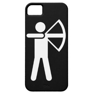Archery Symbol iPhone 5 Cases
