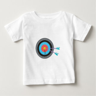 Archery Target Baby T-Shirt