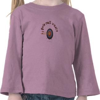 Archery Target Bullseye Tee Shirts
