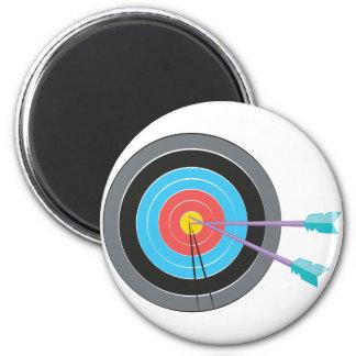 Archery Target Magnet