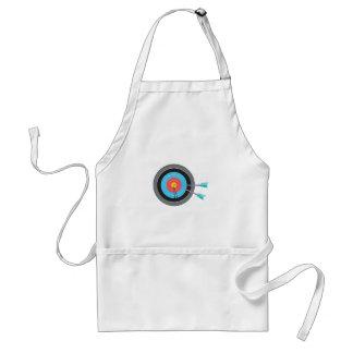 Archery Target Standard Apron