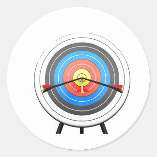 Archery Target Stickers