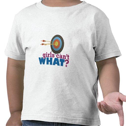 Archery Target Tee Shirts
