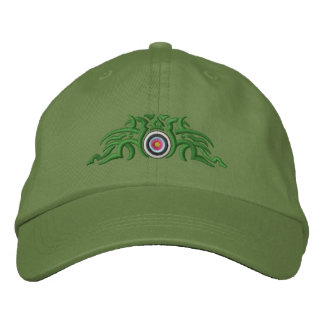 Archery Tribal Embroidered Hat