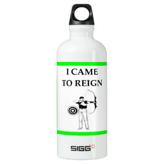 archery water bottle
