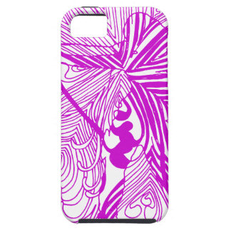 Archery Woman iPhone 5 Cover