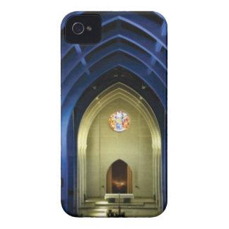 Arches in the blue church iPhone 4 Case-Mate case
