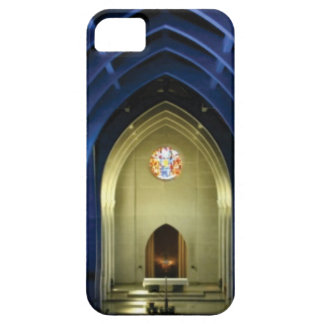 Arches in the blue church iPhone 5 case