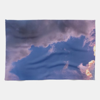 Arches_In_The_Sky Kitchen Towels