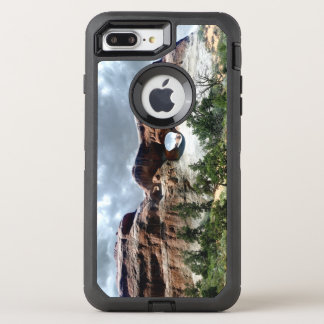 Arches National Park South window from the Back OtterBox Defender iPhone 7 Plus Case