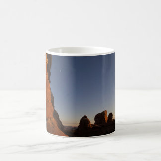 Arches National Park Sunset Coffee Mug
