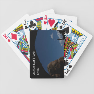 Arches National Park, UT Bicycle Playing Cards