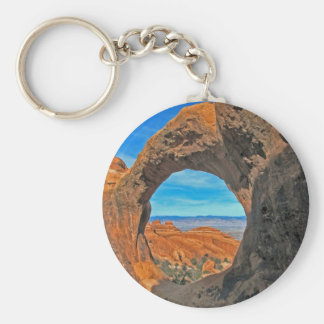 Arches National Park, Utah Keychain