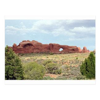 Arches National Park, Utah, USA 15 Postcard