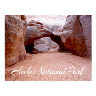 Arches National Park, Utah - USA Postcard
