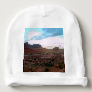 Arches National Park Viewpoint Baby Beanie