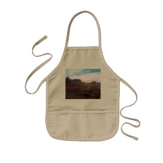 Arches National Park Viewpoint Kids Apron