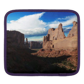 Arches National Park Wall Street iPad Sleeve