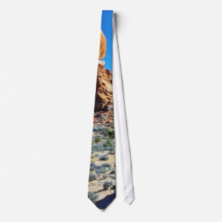 Arches National Parks Balancing Stones Balanced Tie
