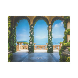 Arches of Italy Colorful Elegant Photo Art Doormat
