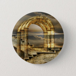 Arches of possibility 2 inch round button