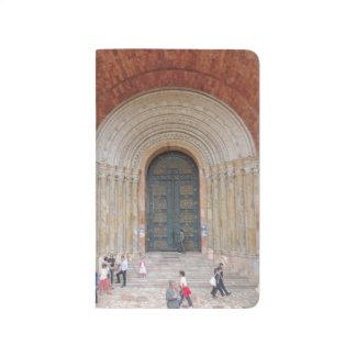 Arches of the Iglesia Cuenca Ecuador Journal