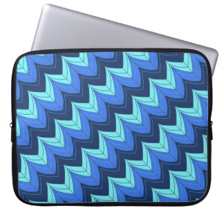 Arches on the diagonal laptop computer sleeves