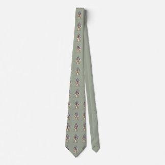 Archibald Douglas Weathered Green Tie