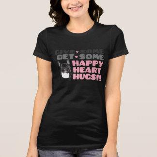 Archie Brindleton's Ladies HappyHeartHugs Shirt!! T-Shirt