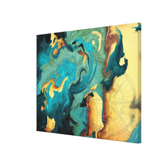 Archipelago Canvas Print