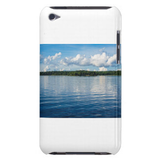 Archipelago on the Baltic Sea coast in Sweden Barely There iPod Cases