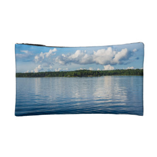 Archipelago on the Baltic Sea coast in Sweden Cosmetics Bags