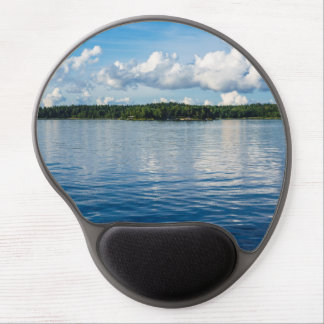 Archipelago on the Baltic Sea coast in Sweden Gel Mouse Pad