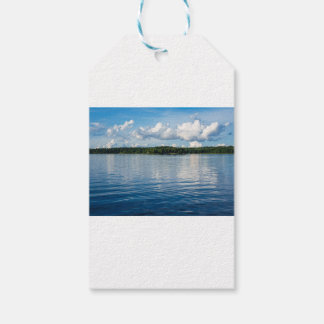 Archipelago on the Baltic Sea coast in Sweden Gift Tags