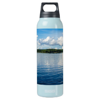 Archipelago on the Baltic Sea coast in Sweden Insulated Water Bottle