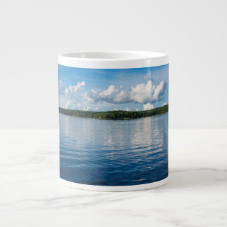 Archipelago on the Baltic Sea coast in Sweden Large Coffee Mug