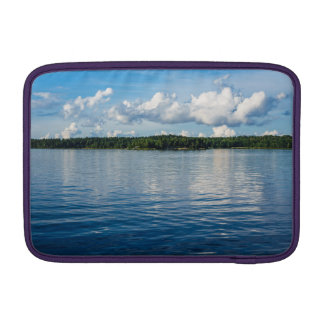 Archipelago on the Baltic Sea coast in Sweden MacBook Air Sleeve