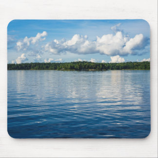 Archipelago on the Baltic Sea coast in Sweden Mouse Pad