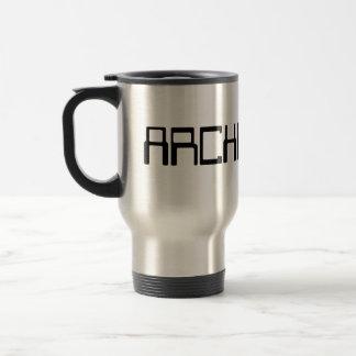 """ ARCHITECHT "" coffee Travel Mug"