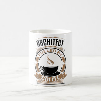 Architect Fueled By Coffee Coffee Mug