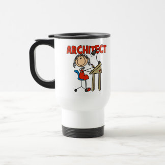 Architect Gift Travel Mug