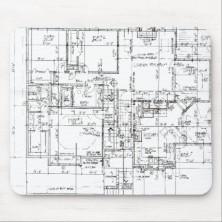 Architect Mousepad